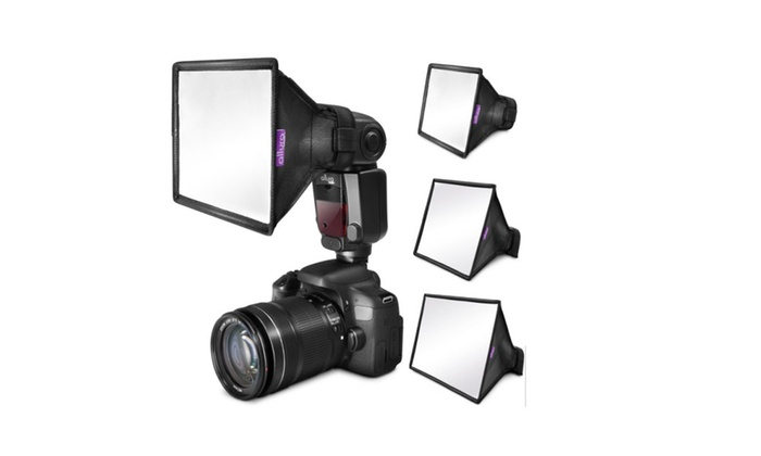 Flash Diffuser Light Softbox by Altura Photo for Canon Yongnuo Nikon