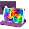 Insten Purple Leather Case 360 Stand For Samsung Galaxy Tab S 8.4 T700