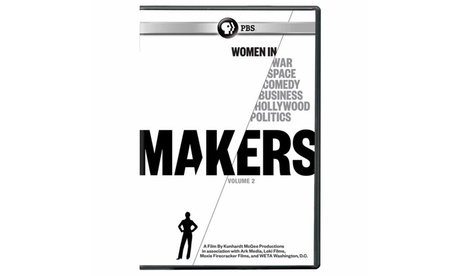 MAKERS: Volume 2 DVD 3f9f1e2a-af4e-456f-984f-7ad6930eef76