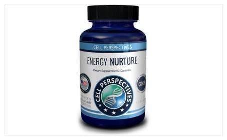 Energy Nurture- Herbal Energy/Endurance support