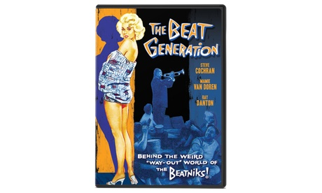 The Beat Generation DVD 15b5581e-7b41-42aa-a16b-8a66d1c94644