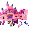 Fairy Princess Dream Castle Play House Toy Playset Lights Sounds