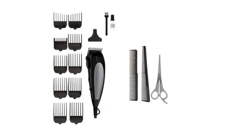Trimmer Haircut Kit Home Pro Complete Haircutting Kit 18 Pieces fbf319a2-b9f1-47d7-8ae1-3d60d19c5878