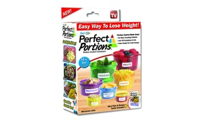 Perfect Portions Portion-Control Container Set (15-Piece)