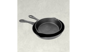 8 and 10-in Skillet Set