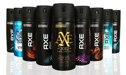 groupon.com - 15 Pack AXE Body Spray Deodorant Anti-Perspirant