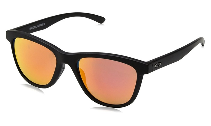 Oakley Womens Conquest Aviator Sunglasses OK259