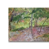Paul Gauguin Tropical Landscape, Martinique Canvas Print
