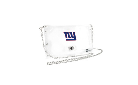 Little Earth Productions 301312-GIAN New York Giants Envelope Purse (Goods For The Home Paper & Stationery Envelopes) photo