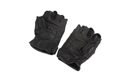 Motorcycle Bike Military Tactical Riding Cycling Half Finger Gloves ad44b64b-4b41-437b-afad-25220fae5cd8