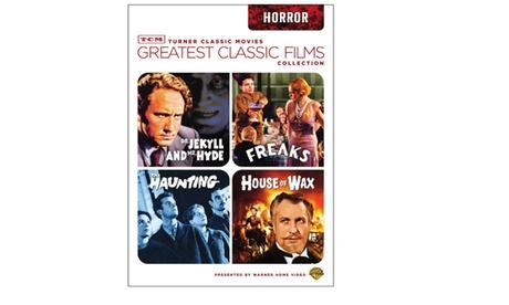 TCM Greatest Classic Films: Horror (4FE) (DVD) a6ce6c1f-32ec-4c58-9bac-a2f46da3cfb0