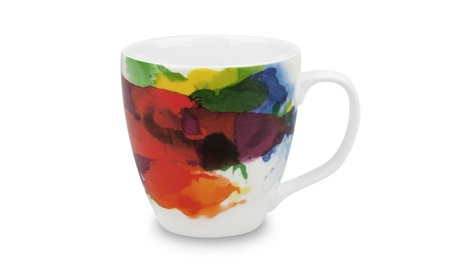 Set of 4 Mugs On Color! 15d5b96a-5044-4614-b007-91dbed2921e4