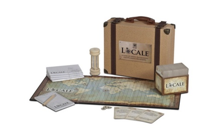 Locale Luggage Board Game by Discovery Bay