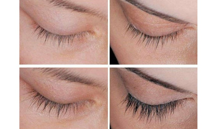 63b42a8fc83 Up To 80% Off on Hairgenics Lavish Lash, Eyela... | Groupon Goods