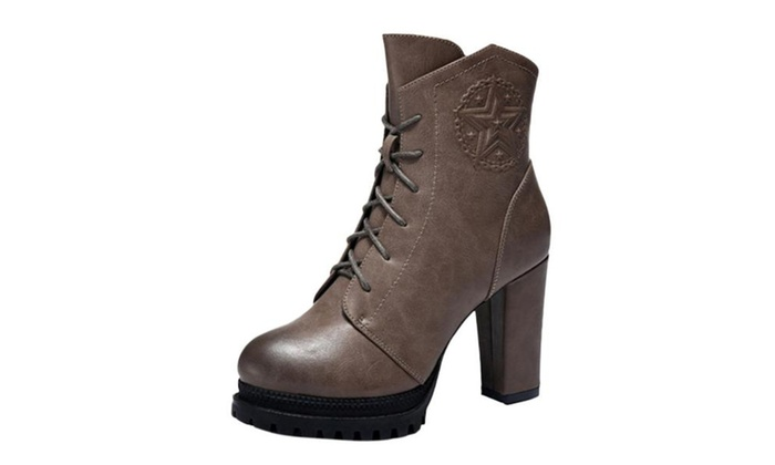 Women's Ladies New Arrival Martin Boots Shoes