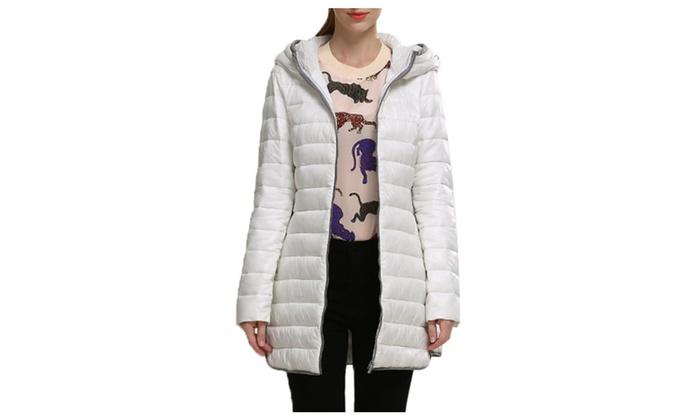 DPN Women's Warm Autumn Down Jackets