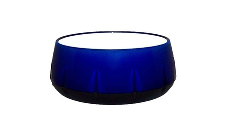 "Modapet True Blue Pet Bowl 4 cups / 947 ml 7"" x 7"" x 2.75"" 67fbf3e1-6c78-4cc3-8c1f-91dd3e2fad53"