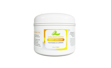 Hot Cream Cellulite Treatment - Belly Fat Burner for Women and Men 4oz