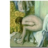 Edgar Degas After the Bath 1886 Canvas Print
