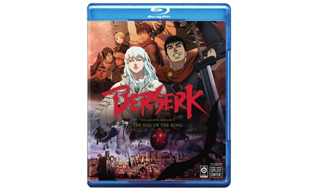 Berserk: The Golden Age Arc I - The Egg of the King (BD) d8210552-3831-4c58-8eeb-612d71320638