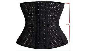 Sizes XS-5XL Women Corset Waist Trainer  Body Shaper Belt Shapewear