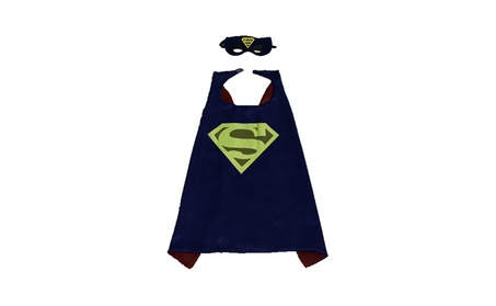 Child Superhero Cosplay Glow Cloak Funny Halloween Costume with Mask 542c8ba7-3a29-4f71-8cca-48eb1fd36ebc