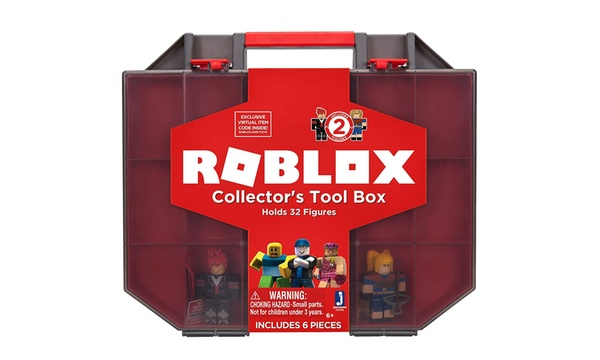 Roblox Collector S Tool Box Collectors Kids And Adults