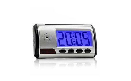Mini Digital Alarm Clock Spy Camera ea4fa866-132f-4205-91e2-ec6651a3a11a