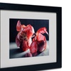Cecile Baird 'Beauty So Deep It Makes You' Matted Black Framed Art