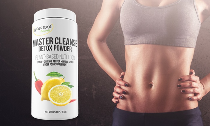 master cleanse support
