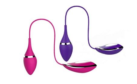 12 Speed Love Vibrator Dual Wand Massage G-spot Vibrator f8f11b21-3b57-405f-9223-f40c81fa8170