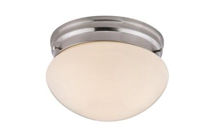 Boston Harbor F13BB01-6854-BN Ceiling Light Fixture, Brushed Nickel 1308cca6-3fef-446b-887e-7624432cdb7f