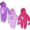 Coney Island Baby Girls Snowsuit