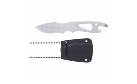 Hanging Neck Knife With MultTool