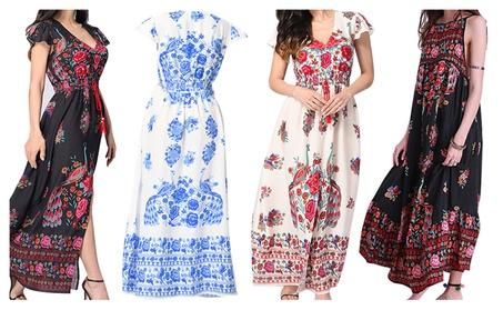 Women Sleeveless Backless Elegant Dress 23f5b946-39cb-4aa1-8ed4-e768804a0626
