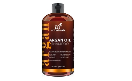 Organic Argan Oil Hair Loss Shampoo for Hair Regrowth 16 Oz faf16477-3efc-4d7b-a3b3-5d17bfb0b0b5