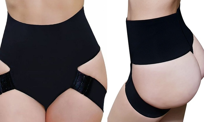 a1a548a82 Butt Lift Booster Booty Lifter Panty Tummy Control Waist Shaper