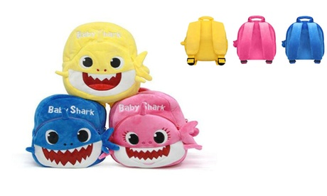 Baby Shark Mini Backpack