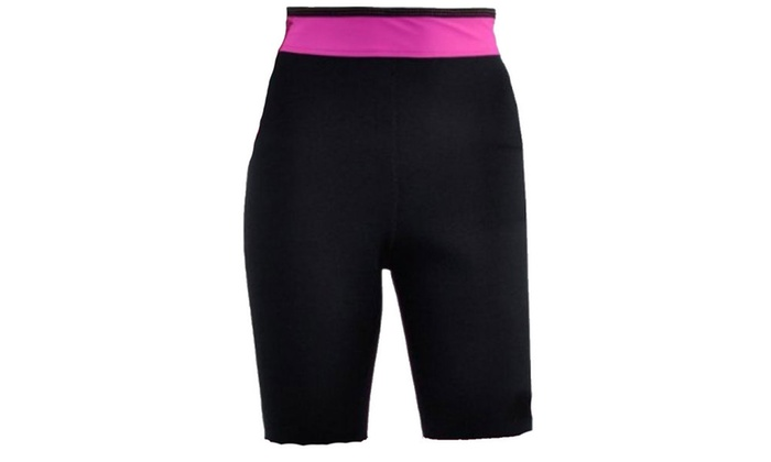 c321b1b0fb ... Women Anti Cellulite Weight Loss Shorts Hot neoprene Body Shaping Pants  ...
