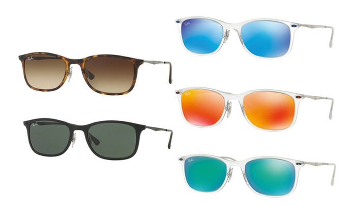 RayBan sunglasses RB4225 Plastic,Metal Frame/Gradient,Mirrored Lens 52