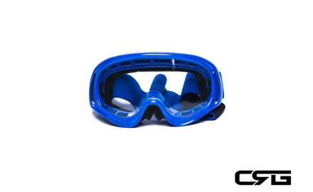 CRG Motocross ATV DIRT BIKE OFF ROAD RACING GOGGLES Adult T815-3-3