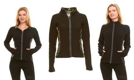 Climate Control Breathable Activewear Jacket 5f39a25e-72c7-4734-a4e1-c00d1e6a620e