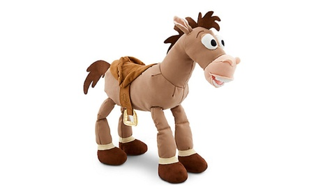 "Bullseye Plush - Toy Story - Medium - 17"" 2c1f153c-8327-43e7-9a2e-4a29f22004aa"
