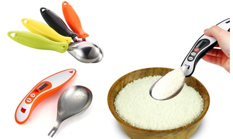 Kitchen Digital Measuring Spoon With LED Display Detachable Spoon 9b1cea3c-f5bd-4076-aafc-6b1d12f1d207