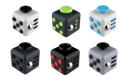 "Fidget Cube Stress Anxiety Relief Toy, Assorted Color, with Case, 1.3"" fdb25677-889c-46fe-af28-35faadf8bde4"