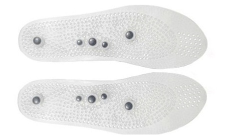 Premium New Magnetic Therapy Acupuncture Pain Relief Shoe Insert dc562fc6-558d-4a5b-b198-66f643cac9c3