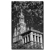 Yale Gurney Waterfall Over City Hall Canvas Print