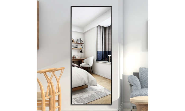 Large Full Length Floor Mirror Standing