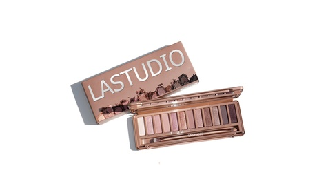 L.AStudio 12 Color Eye-Shadow Palette e0193453-2842-45c3-87a2-f139fdf99287
