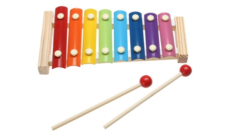 Music Instrument Toy Wooden Frame Style Xylophone Children Musical 31f760df-a6b2-438d-b573-5397714f1e80
